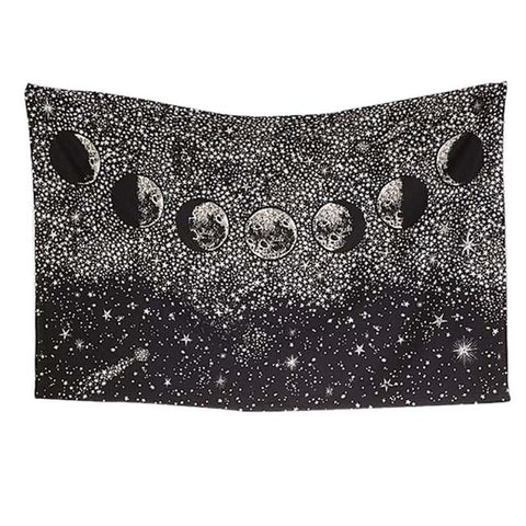Cosmic Wall Tapestry - Ellie J Shoppe