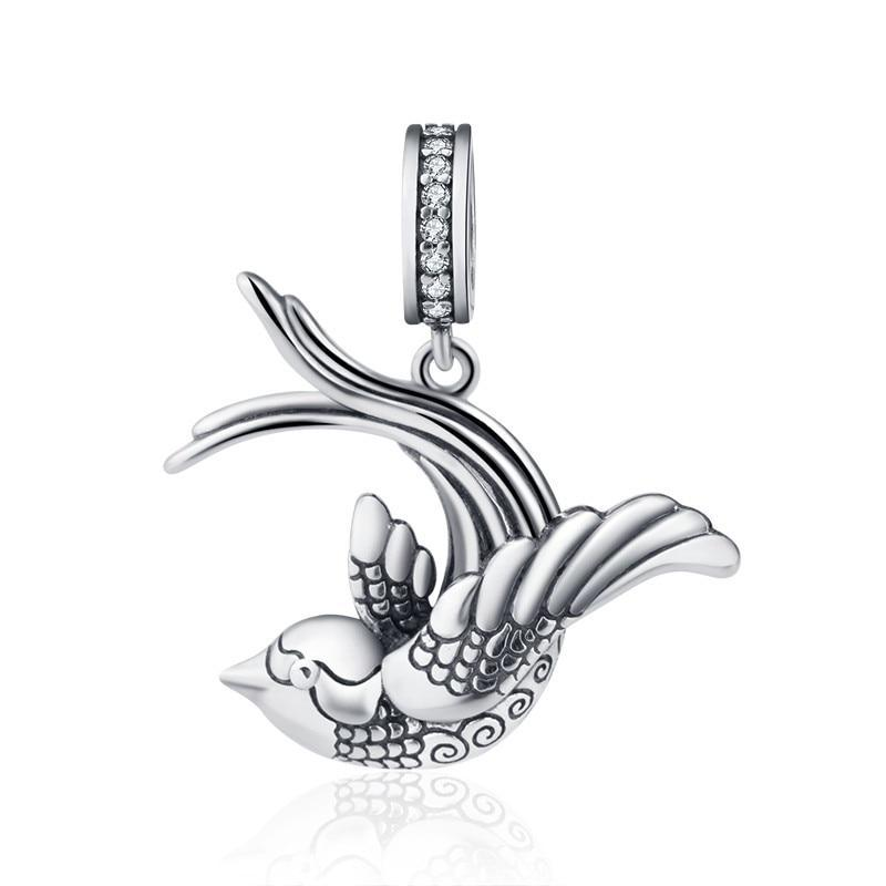Sparrow Charm - Ellie J Shoppe