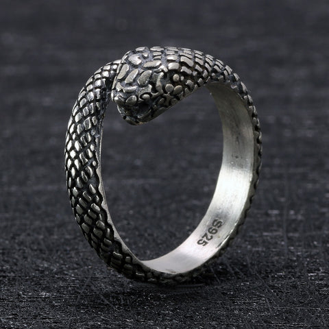 Vintage Snake Ring - Ellie J Shoppe