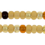 Czech Glass Beads -Ponybead 2/0