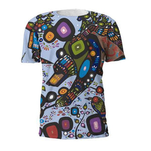 Full Print Bear Tshirt John Rombough