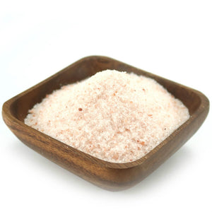 Natural Himalayan Salt - Fine Grain - Light Pink - 1kg Bag