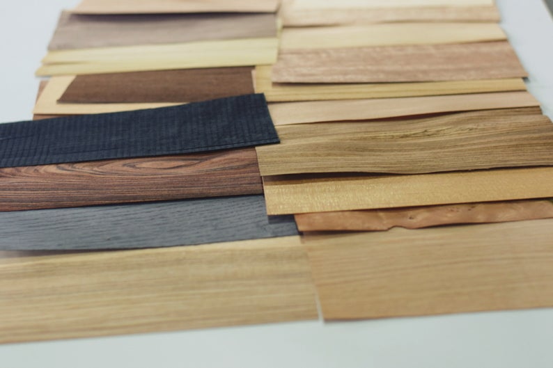 Assorted Wood Veneer