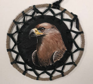 Eagle/Hawk Dream Catcher