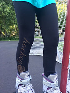 Adult Hockey Leggings