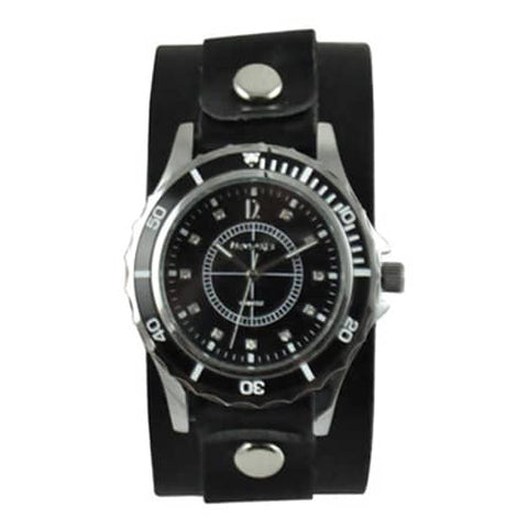 Black-Bella-Ladies-Watch-with-Basic-Black-Junior