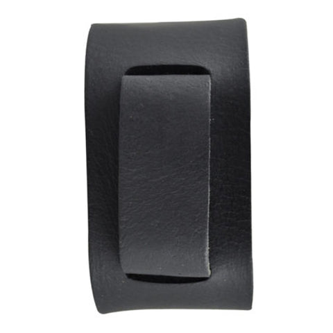Thin Ladies Cuff Band Black THNL