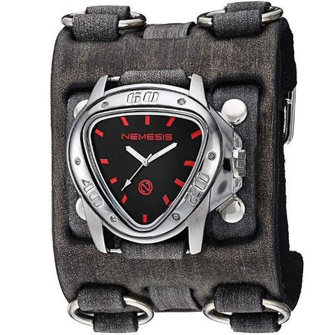 FWB528R Nemesis Echo Analog Display Quartz Black Watch