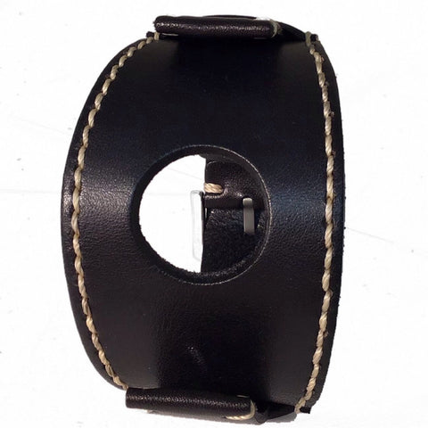 Nemesis Smartwatch Compatible leather cuff band APHK