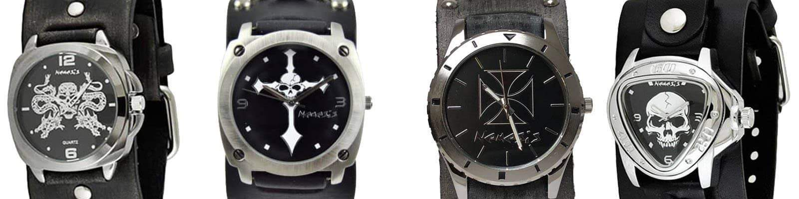 PUNK ROCK WATCHES