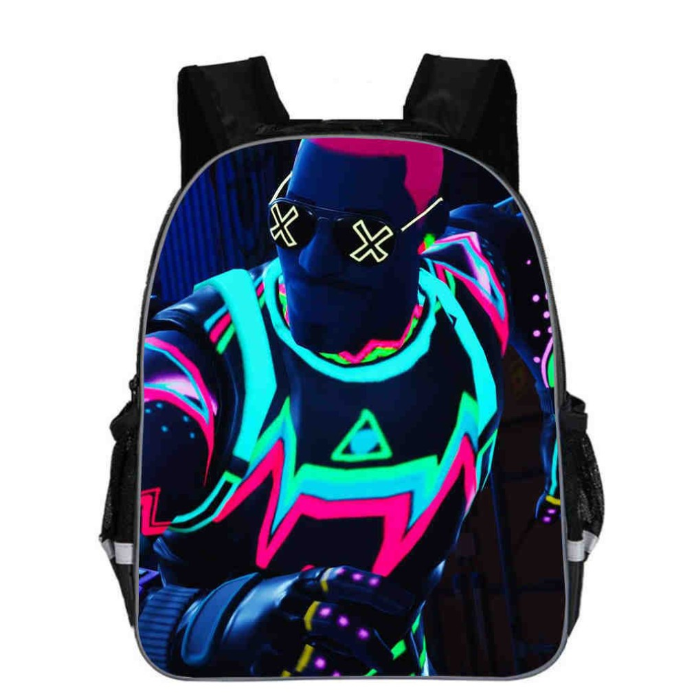 Fortnite Battle Royale Backpacks, Kids School Bag Z Design: 7