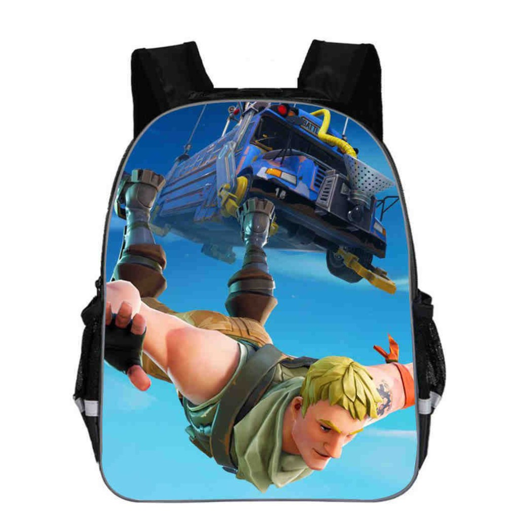 Fortnite Battle Royale Backpacks, Kids School Bag Z Design: 5