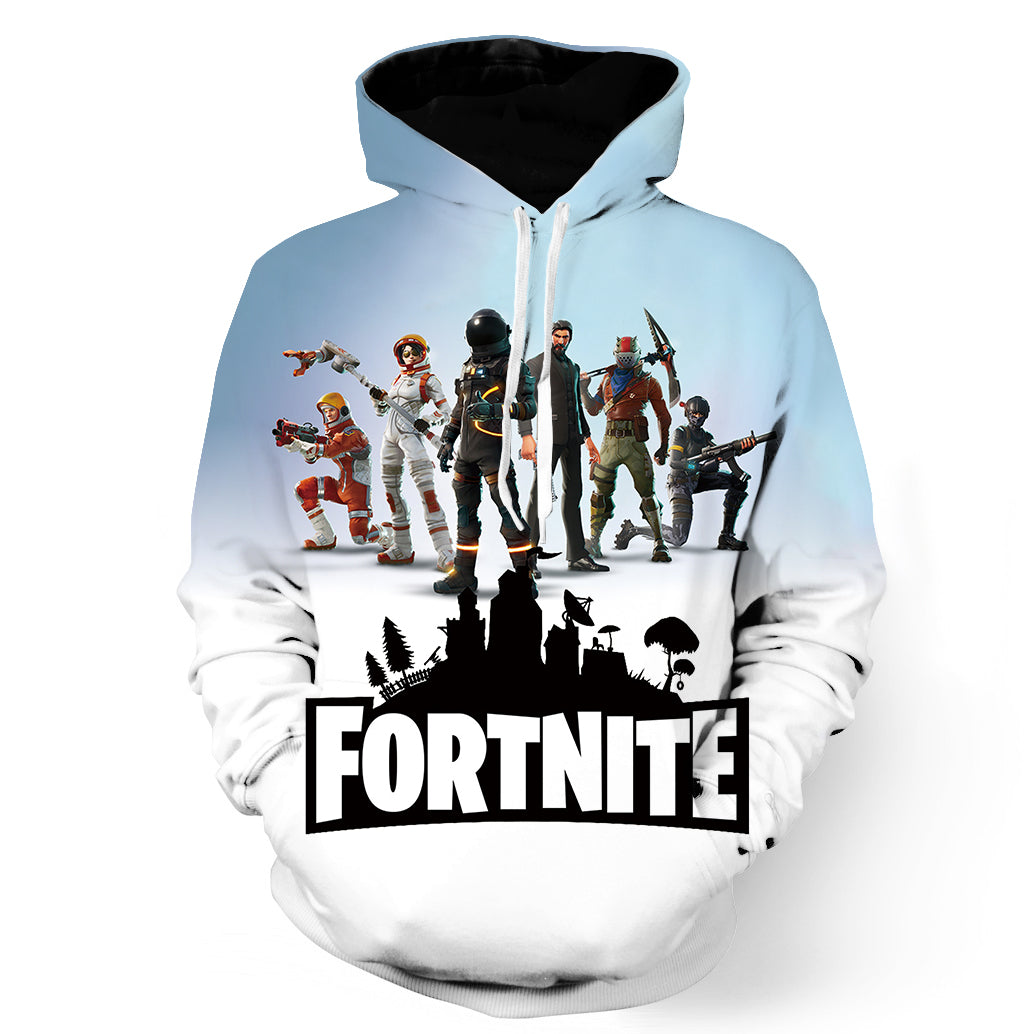 Fortnite Hoodies Kid & Adult Sizes available: Design 27