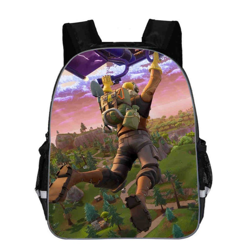 Fortnite Battle Royale Backpacks, Kids School Bag Z Design: 23