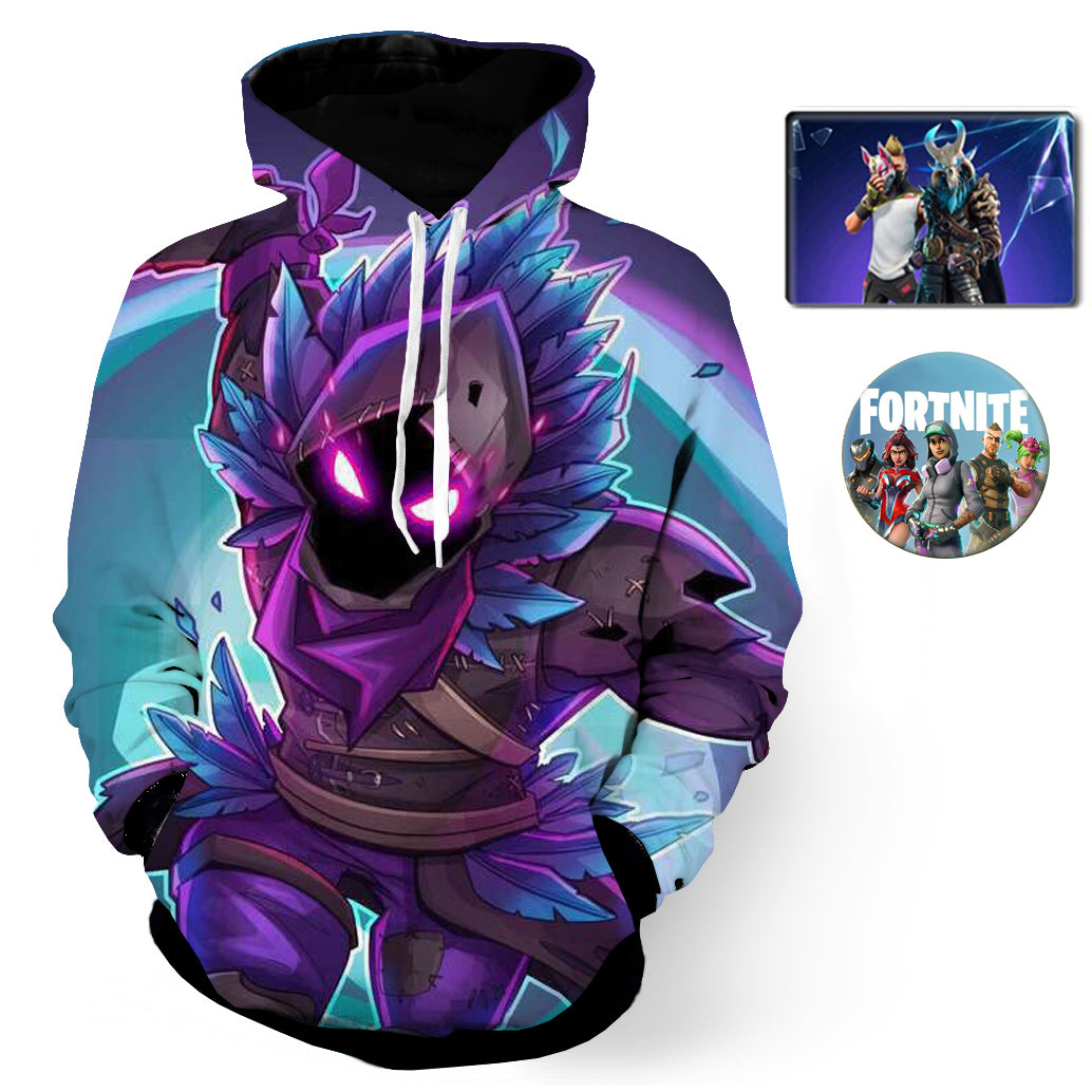 Fortnite Hoodies Kid & Adult Sizes available: Design 21