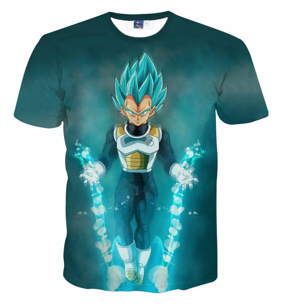 Dragon Ball T-Shirt, Manga Cartoon Shirt: Design G1966