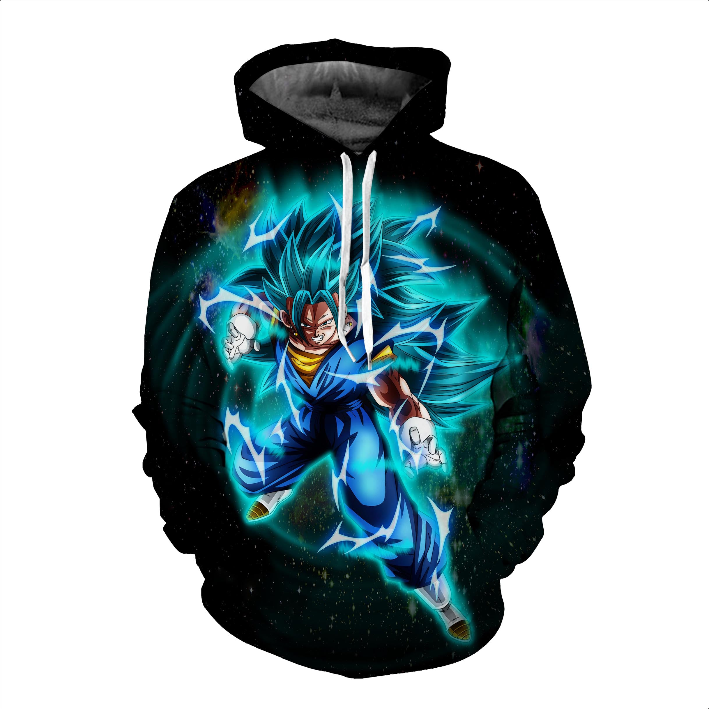 Dragon Ball Hoodies, 3D Clear Print, Best Quality : Design 6565