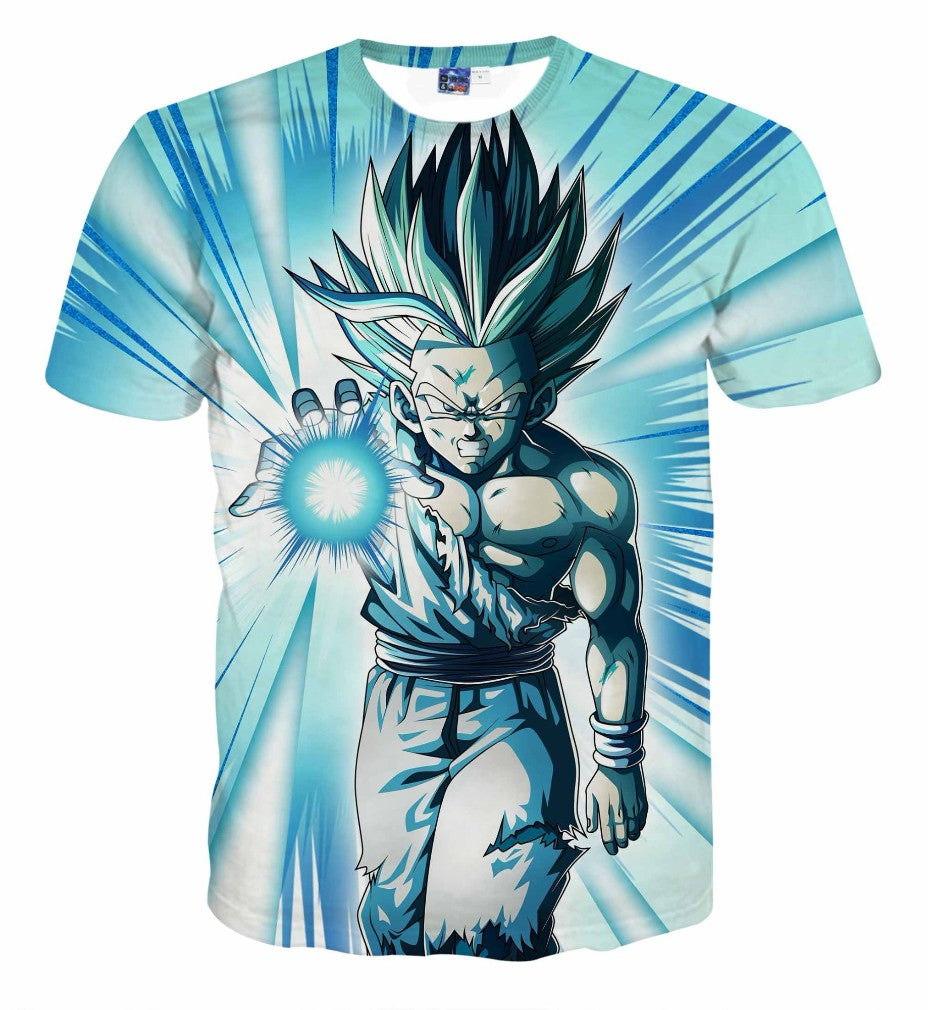 Dragon Ball T-Shirt, Manga Cartoon Shirt: Design DK281