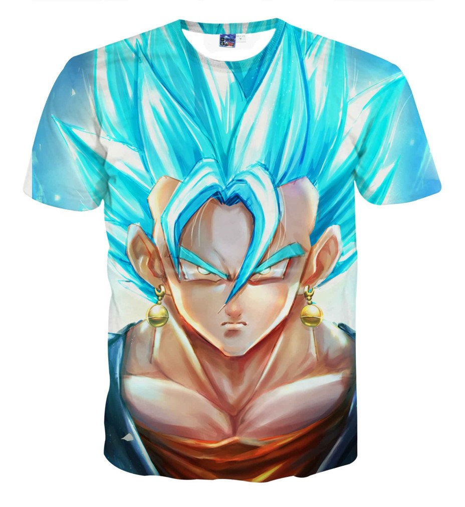 Dragon Ball T-Shirt, Manga Cartoon Shirt: Design G1968
