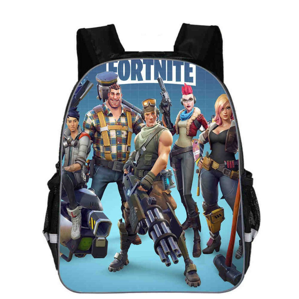 Fortnite Battle Royale Backpacks, Kids School Bag G  Design: 2