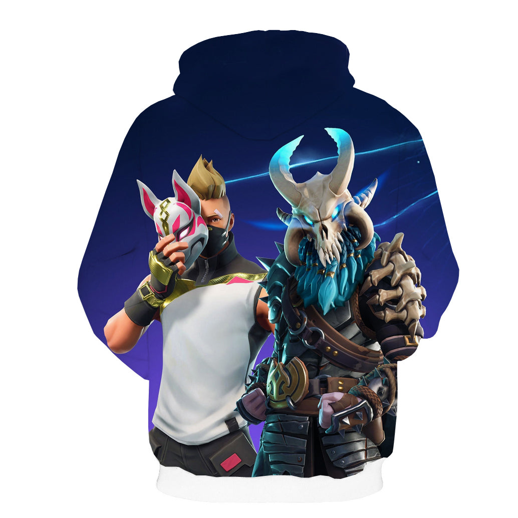 Fortnite Hoodies Kid & Adult Sizes available: Design 44