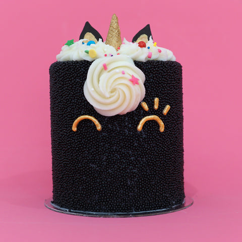 Mini Fabs the Unicorn Cake
