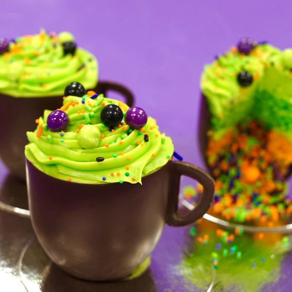 Halloween Cup Cakes (set of 6)
