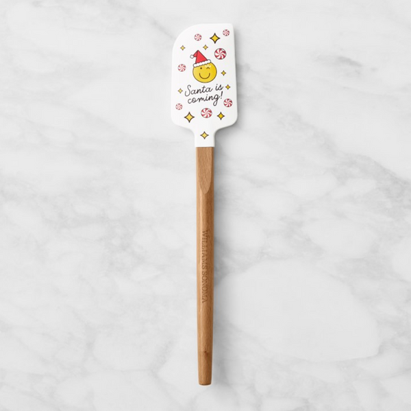 Holiday Wood Spatula