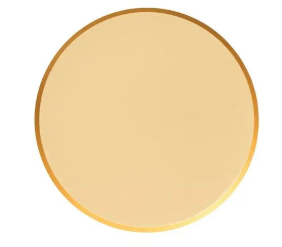 Gold Plates- Large