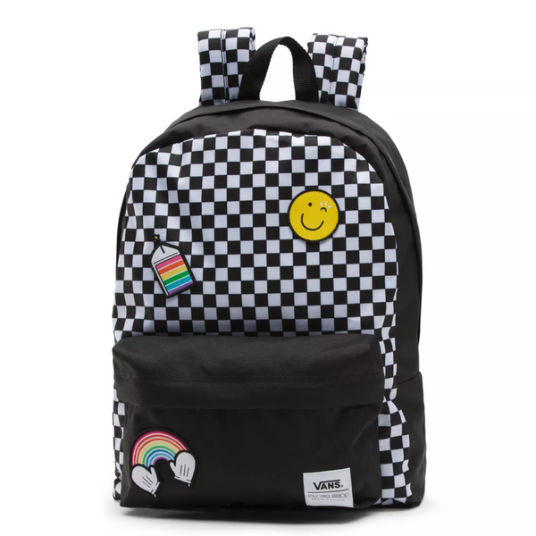 VANS X FLOUR SHOP PATCH BACKPACK