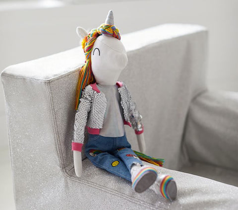 Cara the Unicorn Doll