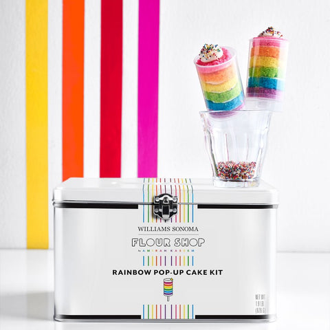 Rainbow Pop-Up Cake Kit