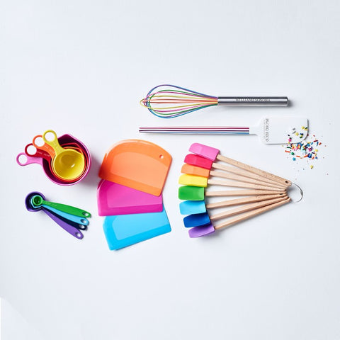 Rainbow Measuring Cups