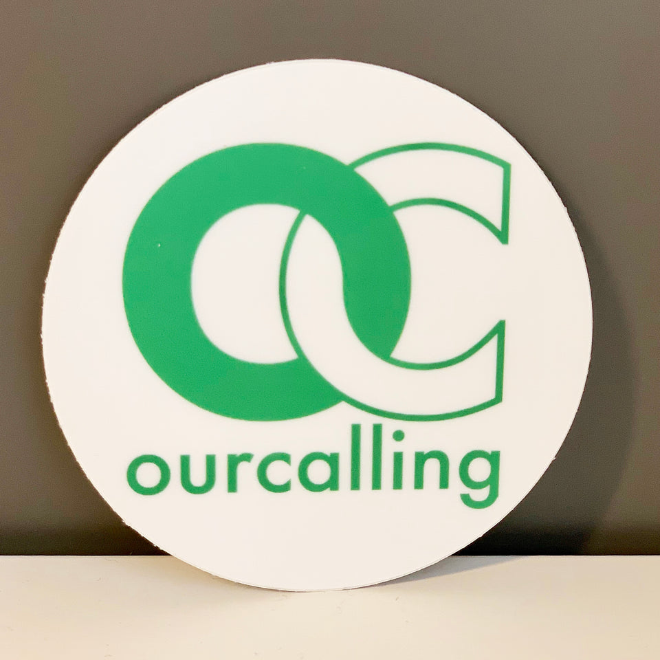 OurCalling Sticker