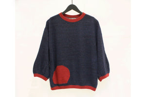 M&Kyoko Blue Jumper