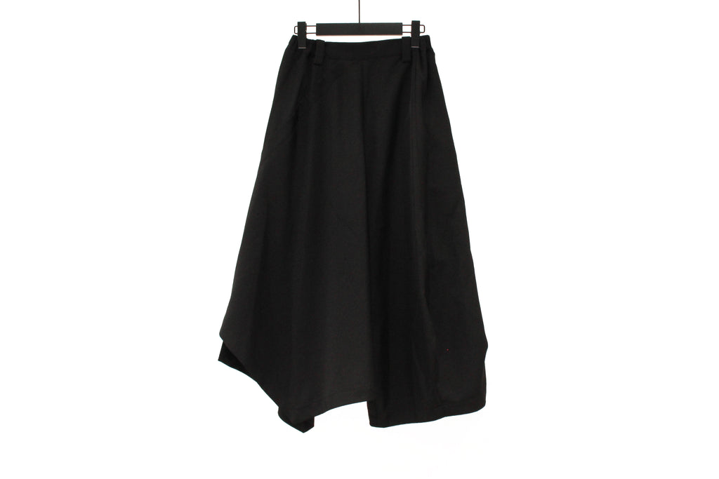Moyuru Asymmetric Wide Leg Trousers