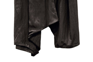 Moyuru Black Harem Trousers