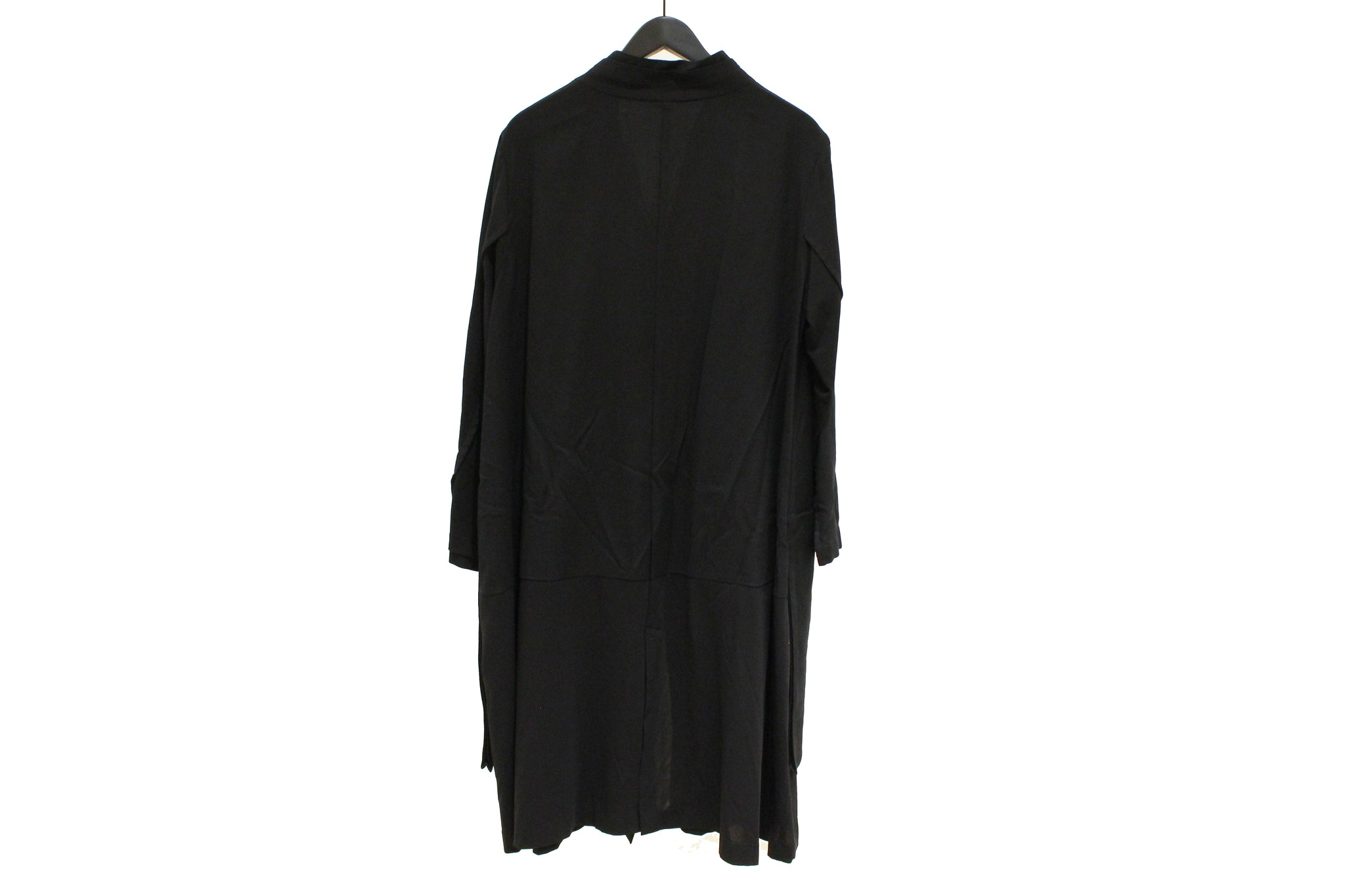 Mefu Black Lightweight Coat