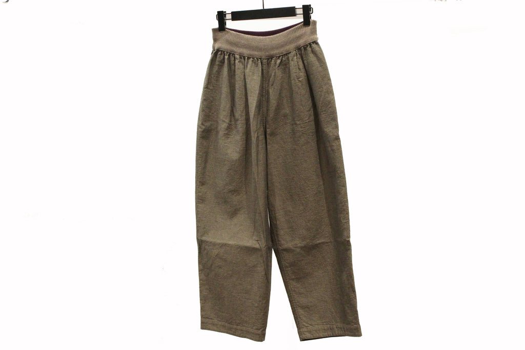 M&Kyoko Beige Wide Trousers
