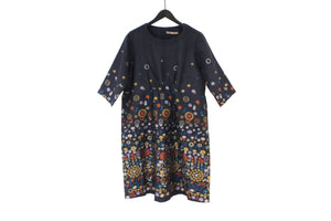 M&Kyoko Blue Floral Dress