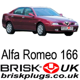 alfa 166 spark plugs brisk racing lpg cng methane servicing tuning
