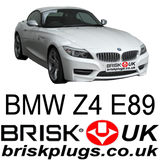 BMW Z4 E89 Spark plugs replacement performance parts tuning Z4M