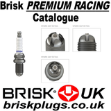 Brisk Premium Racing Spark Plugs Catalogue, variants, chart application, information