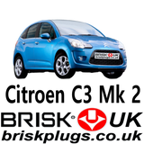 citroen c3 ignition parts replacement Brisk spark plugs uk