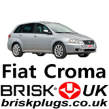 Fiat Croma 2 Brisk Racing Performance Spark Plugs UK USA EU AU Asia For Sale