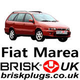 Fiat Marea Weekend Brisk Performance Upgrade Spark Plugs