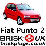 Fiat Punto 2 HGT Replacement Ignition Parts Brisk Racing UK