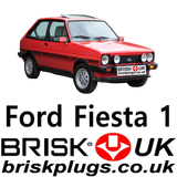 Fiesta XR2 Spark Plugs Brisk UK Classic Ford replacement motocraft performance upgrade tuning