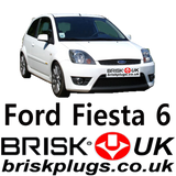 Replacement Ford Spark Plugs for Fiesta Brisk Plugs UK for St150 racing ignition
