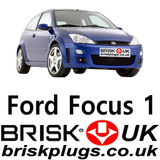 Focus ST RS Zetec Replacement Spark Plugs Brisk UK Performance LPG CNG Methane Upgrade